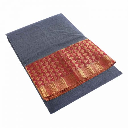 Narayanpet Jari cotton saree