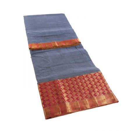 Narayanpet Jari cotton saree