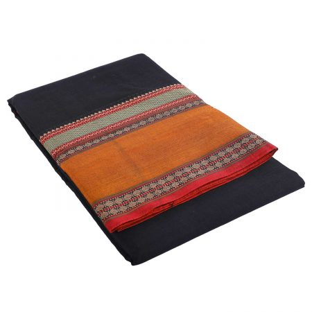 Narayanpet Mango design cotton saree