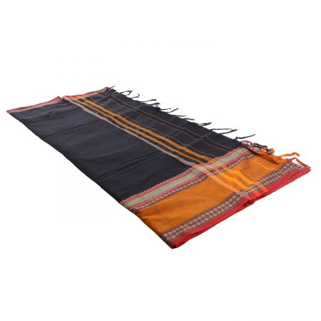 Narayanpet Mango design cotton saree