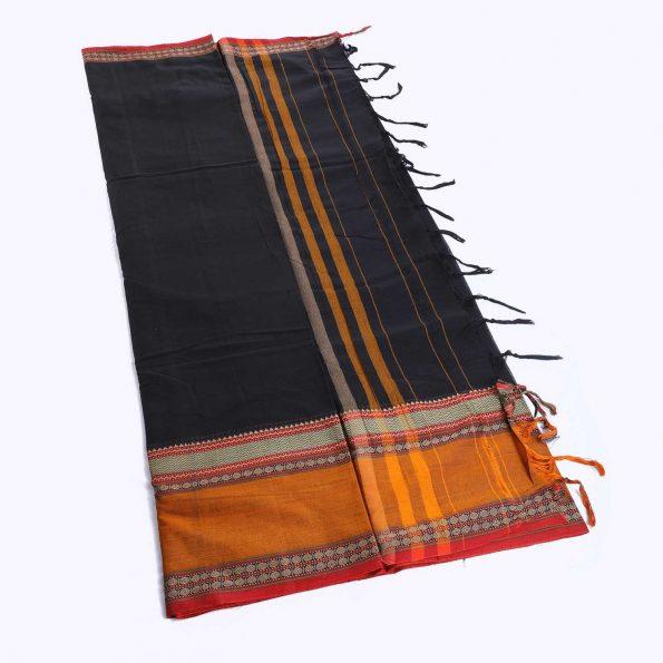 Narayanpet Mango design cotton saree 3