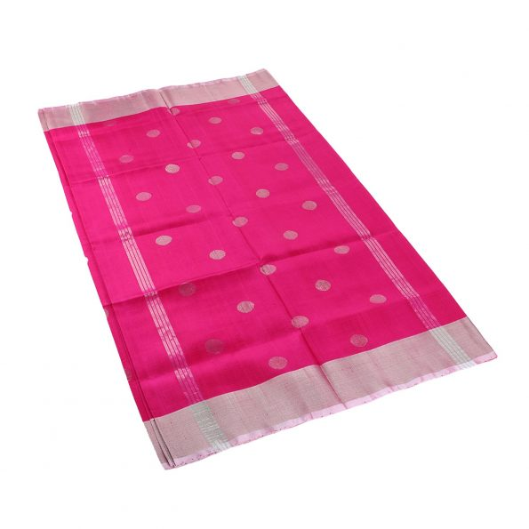Uppada Dollar Butta Saree 2