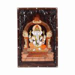 Roose Wood Ganesh Panel 1
