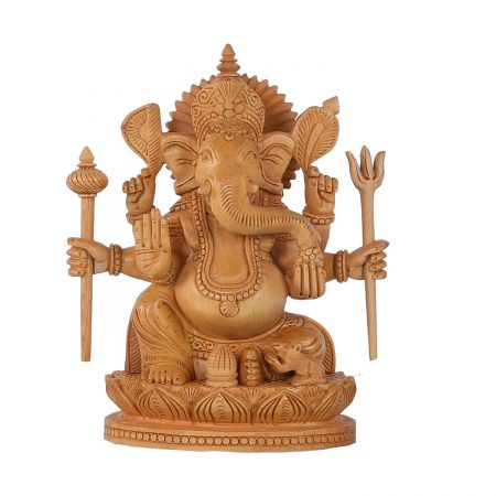 WHITE WOOD KAMAL GANESH