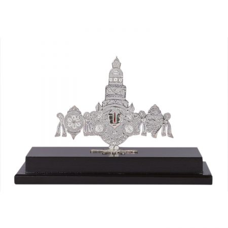 Silver Filigree Balaji Big
